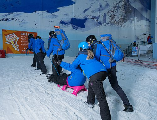 People Positive in new partnership with Chill Factore